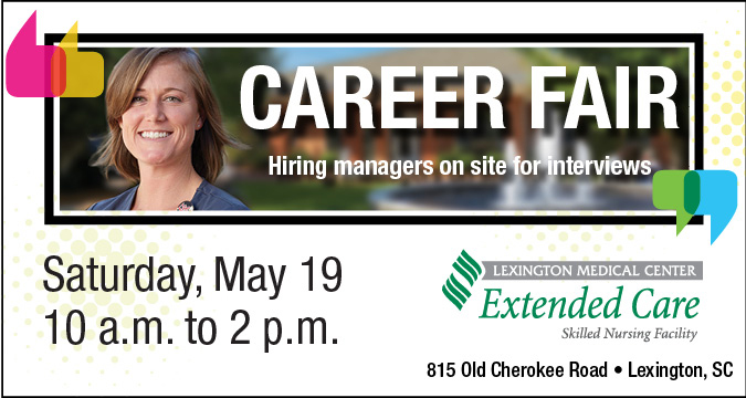 LMC Extended Care - Career Fair