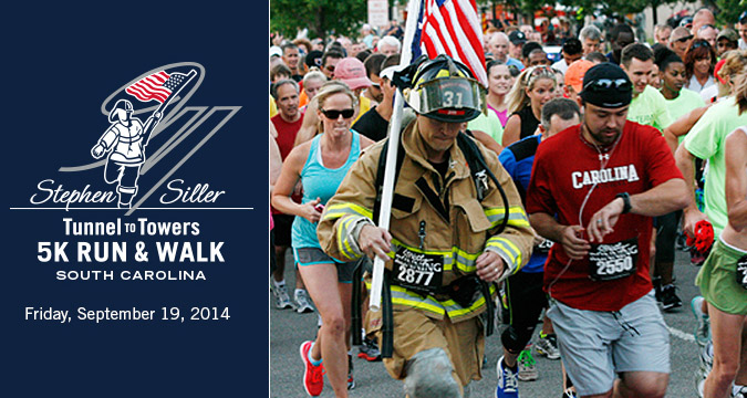 Tunnel To Towers 5K Run & Walk
