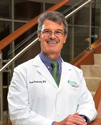 Bruce Goeckeritz,MD,FACR,CCD