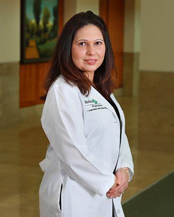 Sameena Khan,MD