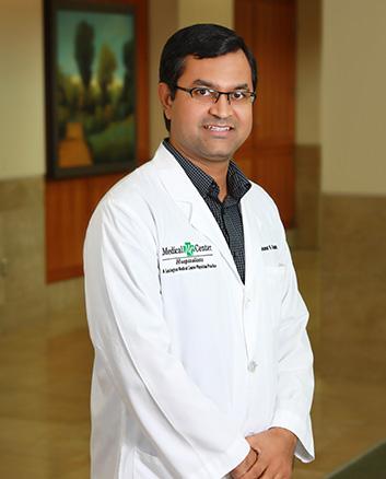 Parthivkumar N. Kundaria,MD
