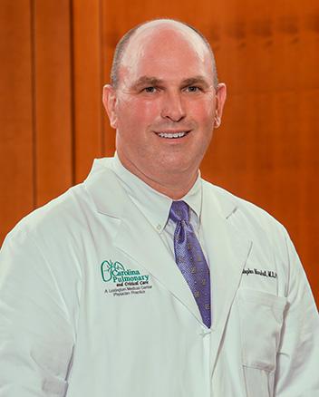M. Christopher Marshall,MD,FCCP