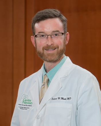 Richard W. Monk, MD, FCCP