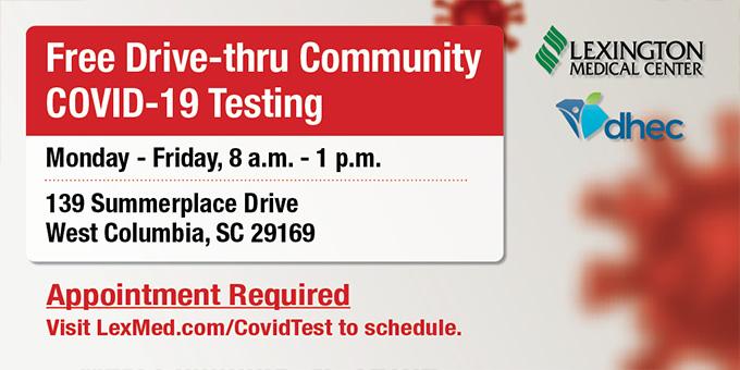 Coronavirus Precautions Lexington Medical Center Sc