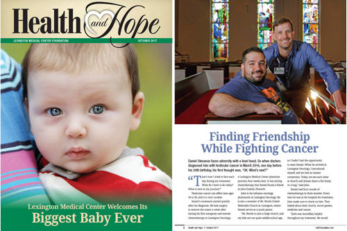 Health and Hope Cover