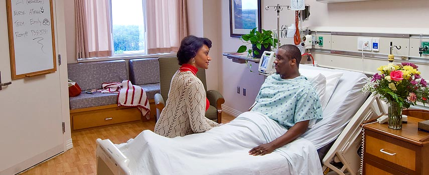 Visiting Patients At Lexington Medical Columbia Sc Hospital