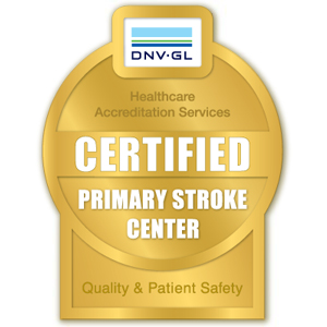 DNV Certified Primary Stroke Center